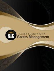 Access Management - Regional Transportation Commission of ...
