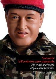 Descargar archivo PDF: Venezuela: la Revolución como espectáculo