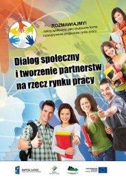Rozdział I Dialog społeczny - Rozmawiajmy - Wojewódzki Urząd ...