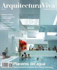 Placeres del agua - Arquitectura Viva