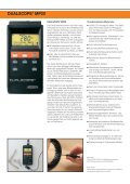 Die intelligente Art Schichtdicken zu messen - Fischer Technology, Inc. - Seite 6