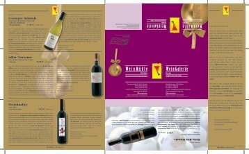 Wein des Monats Cremiger Schmelz Edler Toskaner Preisknaller