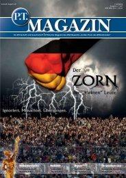 P.T. MAGAZIN 02/2011