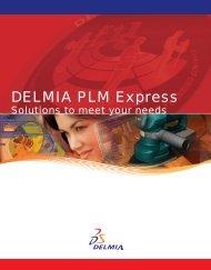 DELMIA PLM Express brochure - AscendBridge Solutions