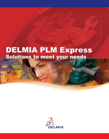 DELMIA PLM Express brochure - AscendBridge Solutions