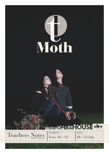 Moth - Sydney Opera House
