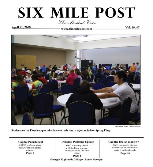 Page 14, SIX MILE POST,