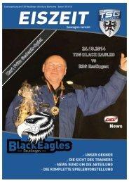 Karl Fritz Gedenk-Spiel: TSG Black Eagles vs. ESG Esslingen