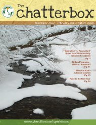 Chatterbox - Leisure Guide 2012 - Hamilton County, Indiana