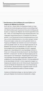 Einladung zur HV 2010/2011 - SinnerSchrader AG - Seite 6