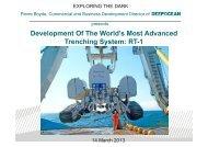 Development Of The World's Most Advanced Trenching ... - Kivi Niria