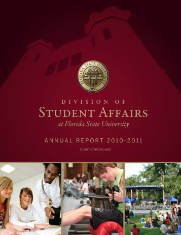 The Division of - Division of Student Affairs - Florida State University