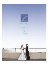 STOCK Wedding Menu 2013 Jan-Jun.pub - Monona Terrace