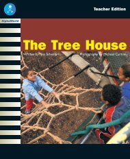 The Tree House - Comments on