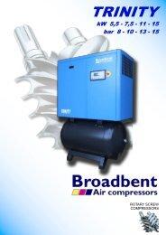 TRINITY - Compressor & air tool repair Australia