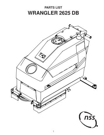 Winco Generator Parts Catalog