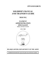 STP 55-88M14-SM-TG - Leader Development for Army Professionals