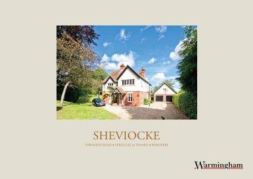 SHEVIOCKE - Warmingham