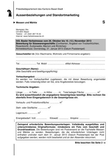 Süsswarengeschäfte 2013 - Messen & Märkte