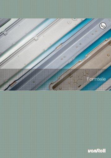 Formteile - Von Roll