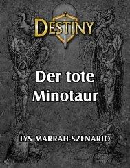 Der tote Minotaur