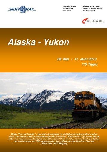 Alaska - Yukon - SERVRail