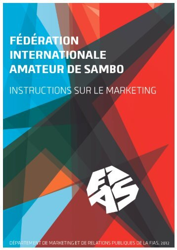 Instructions sur le marketing
