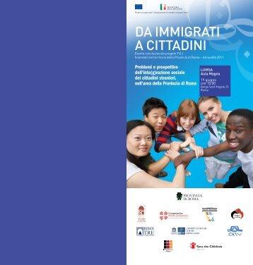 Scarica il programma completo - Integrazione Migranti