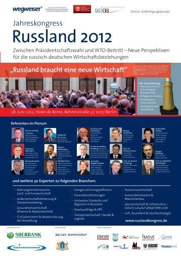 Russland 2012