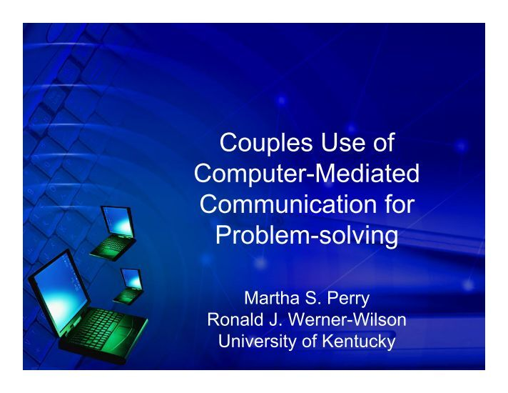 deception in computer mediated communication Computer mediated negotiations and deception: 104018/978-1-59904-863-5ch017: with the increasing use of technology in the workplace, more organizational.