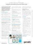 LinqUs Device Manager - Gemalto - Page 2