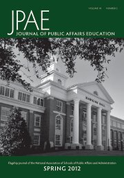 Access Entire Current Issue - National Association of Schools of ...