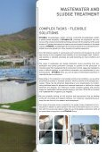 innovative technologies for wastewater and sludge treatment - Strabag - Page 3