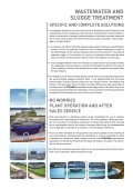 innovative technologies for wastewater and sludge treatment - Strabag - Page 7