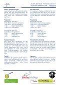 Informationen für Mannschaften Damenturnier (PDF) - VBC-Köniz - Page 4