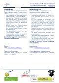 Informationen für Mannschaften Damenturnier (PDF) - VBC-Köniz - Page 6