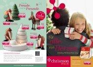 Chrismon Katalog Weihnachten 2014