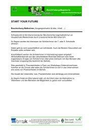 Start Your Future.pdf - Steirische Volkswirtschaftliche Gesellschaft