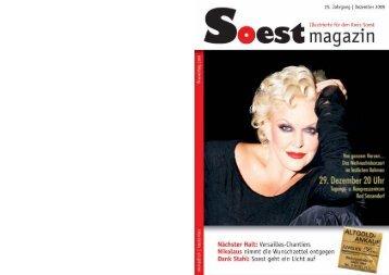 Soestmagazin 1 - Herzlich willkommen auf der Internetseite des ...