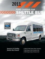 SHUTTLE BUS - Ford Fleet