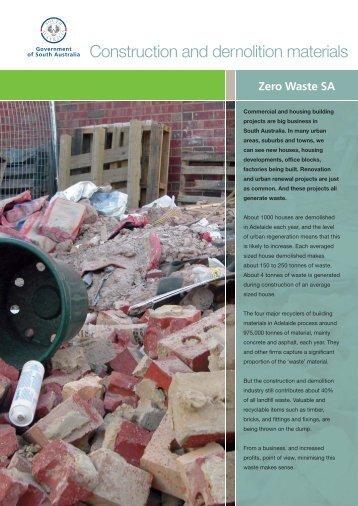 Download as pdf - Zero Waste SA - SA.Gov.au