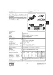 D1VW Standard.pmd - Siebert Hydraulik & Pneumatik