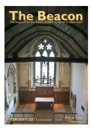 The Beacon February 2011 - Beacon Parish of Ditchling, Streat ...
