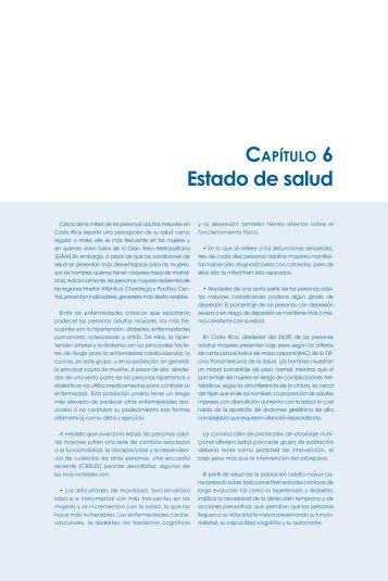 Estado de salud - Sinabi