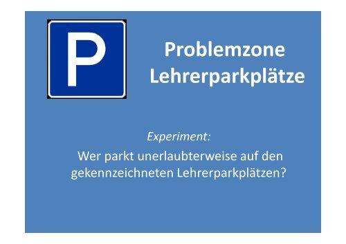 Problemzone Lehrerparkplätze - Berufsschule, BOS und FOS Kelheim