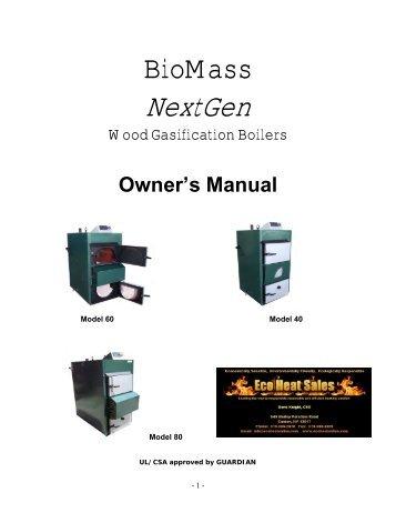 NextGen - Eco Heat Sales offers wood boilers, coal boilers, pellet ...
