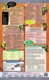 ralphie's menu 2/2012 - Dine Here US