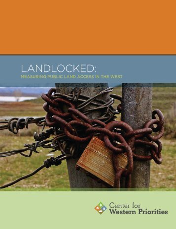 Landlocked-Measuring-Public-Land-Access