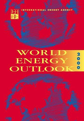 World Energy Outlook 2000