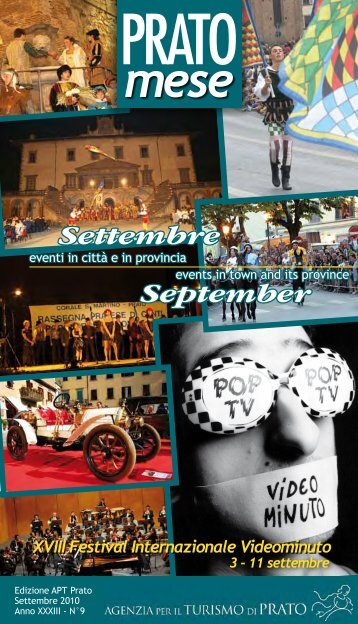 Settembre September - APT Prato